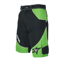 SHOCK THERAPY Short Hardride News Generation Black/Green Size 36