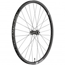 "DT SWISS  Roue AVANT XRC1200 SPLINE 22.5 27.5"" Disc PS 15x110mm Black (WXRC120BHIXCA05917)"