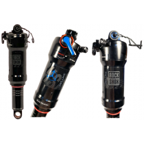 ROCKSHOX Rear Shock DELUXE RT3 210x52.5mm Black