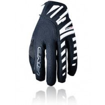 FIVE Paires Des Gants Enduro Air Black/White Size M9 (C0320030209)