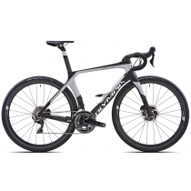 OLYMPIA VELO COMPLET BOOST Carbon DISC - SHIMANO DURA ACE 9120  - Taille M Black/Gray