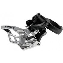 SRAM Dérailleur Avant X5 2 x 10 High Clamp 31.8/34.9mm (13334.TA)