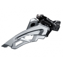 SHIMANO Dérailleur AVANT DEORE FD-M6000 Side Swing Low Clamp 31.8/34.9mm 3x10 sp (13260.6)