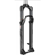 "ROCKSHOX Fourche REBA RL 27.5"" Solo Air 100mm QR15x100mm Tapered Black (50438.27.PP)"