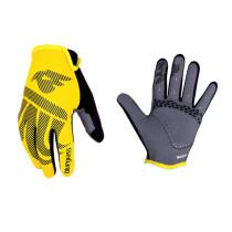 BLUEGRASS Paires de Gants MAGNETE Rock Size XS Black/Yellow (3GLOH03XSGN)