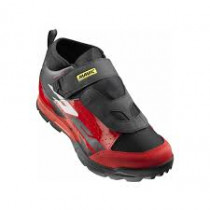 MAVIC Chaussures  Deemax Elite BK/FIERY RED 10.5 (MS39321234)