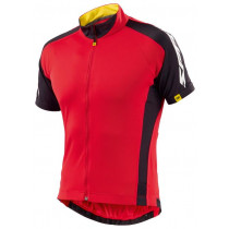 MAVIC Jersey  Sprint Relax Bright Red/Black Size S (MS35690454)