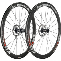 DEDA ELEMENTI Paire de roues SL45DB Carbon Clincher Disc TEAM