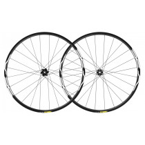 "MAVIC Paire de roues XA LIGHT 29"" Disc BOOST (15x110mm / 12x148mm) XD Black (MP8673110)"