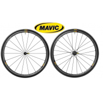 MAVIC Paire de roues KSYRIUM PRO Carbon SL Clincher Black (MP8339130)