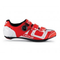 CRONO Chaussures CR3 Composit Red Size 41.5