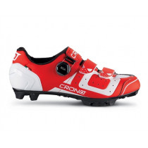 CRONO Chaussures  MTB XC3 White/Red Size 42
