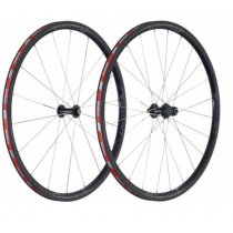 VISION Paire de roues TEAM 30 Clincher Shimano Black (710-0016051441)