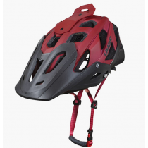 LIMAR Casque 949DR Matt Dark Red/Anthracite Taille L (FC949DRCE2HL)