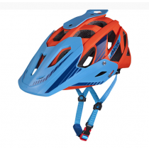 LIMAR Casque 949DR Matt Orange/Blue Taille L (DC949DRCE2BL)