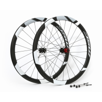 MSC Paire de roues ROAD Carbon Disc 700C (9x100mm / 9x135mm) (MSC700CAR24H)