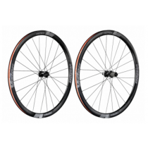 VISION Paire de roues TEAM 35 Disc (12x100mm / 12x142mm) XDR Black (11121002003)
