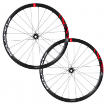 FULCRUM Paire de roues 400 DB Disc (12x100mm / 12x142mm) XDR Black (11121010002)