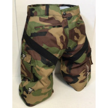 SHOCK THERAPY Short Hardride Bush Camouflage Taille 36