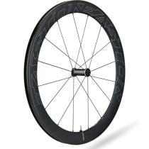 EASTON Roue AVANT EC90 AERO 55 Carbon (9x100mm) Black
