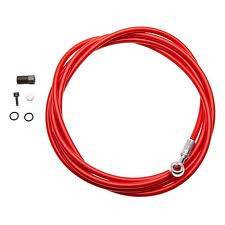 AVID Hydraulic line kit - XX/ Ultimate/ Juicy 5-7 - 2000mm Red (00.5016.168.100)