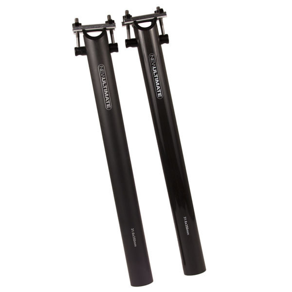 NEW ULTIMATE Seatpost Carbon Evo UD 2014 27,2x350mm Black