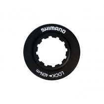 SHIMANO Lock Nut for Disc Centerlock Black