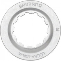 SHIMANO Lock Ring for Centerlock Disc Silver