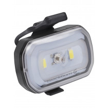 BLACKBURN FRONT Light LED Click USB Black (BB.090)