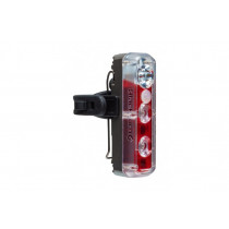 BLACKBURN FRONT/REAR Light LED 2'FER XL Metallic Silver (BB.132)