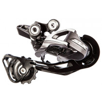 SHIMANO REAR Derailleur 10sp SLX RD-M670 Shadow SGS Black (KRDM670SGS)