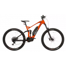 "VOODOO 2020 COMPLETE E-BIKE ZOBOP E-SHIMANO 27.5"" Full Suspension Size 16"""
