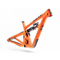 "YETI 2019 Frameset SB150 TURQ Series Carbon 29"" Orange + Rear shock Size M (A2619207.M)"