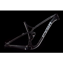 "PYGA Frameset STAGE Carbon 29"" + Rear Shock Size L Black"