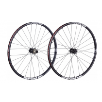 "SPANK Wheelset OOZY TRAIL 260 EVO 26"" Disc (15x110mm / 12x142mm) Black (C08OZ26320AMSPK)"