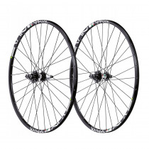 "URSUS Wheelset MTB SPARK 26"" Disc (9x100mm / 9x135mm) Black"