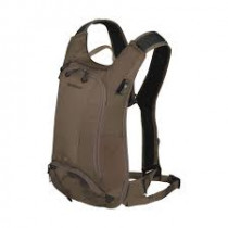 SHIMANO Hydration Backpack UNZEN 6L Brown with water bag (SHEBGDPMAQ206UE1159)