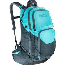 EVOC BackPack EXPLORER PRO 30L Grey/Blue (100210222)
