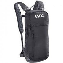 EVOC BackPack CC 6L Backpack w/2L Bladder Black  (100315100)