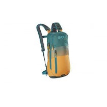 EVOC BackPack CC 6L Backpack w/2L Bladder Petrol/Orange (100315325)