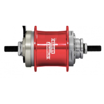 STURMEY ARCHER REAR FreeWheel Hub S2 2Speed 36H Red (IHK2F.QBSS.RA0.OE)