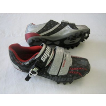 SUPLEST Shoes Crosscountry PROLOG Buckle Black Size 38 (02.001.38)