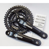 SRAM Chainset S800 22/33/44 10sp Power Spline 170mm Black (115.14024)
