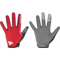 BLUEGRASS Pairs Gloves MAGNETE Lite Size XS White/Red (3GLOH04XSRO)