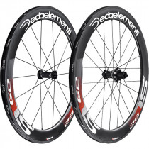 DEDA ELEMENTI Wheelset SL62C Carbon Clincher TEAM