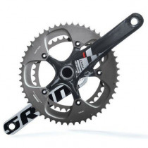 SRAM Chainset RED 2x11 55/42T GXP 175mm w/o BB (19360395900503)