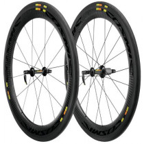 MAVIC Wheelset COSMIC CXR 80 Tubular WTS ED11 Black (M12732614)