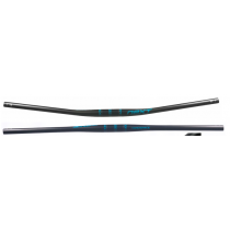 RACEFACE Handlebar NEXT Carbon 31.8x760mm Black/Turquoise