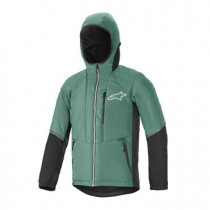 ALPINESTARS JACKET Denali Emerald Black Size S