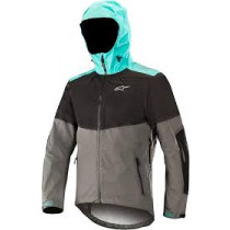 ALPINESTARS JACKET TAHOE WaterProof  Black / Dark Shadow Ceramic Size M